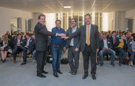 Schwäbische Zeitung: Netzwerk Schwaben gastiert im Ehinger Businesspark