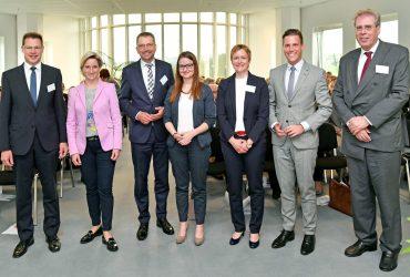 Erfolgreiches zweites Wirtschaftsforum im Businesspark Ehingen Donau