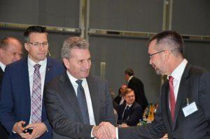 Oberbürgermeister Baumann über BED Businesspark Ehingen Donau